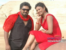 Mayur Patel in Kannada Movie Local Photos
