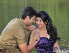 Roopa Shree and Nagkiran in Kannada Movie Janma Nakshatra Photos