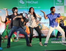 Shahid Kapoor, Sonakshi Sinha and Prabhu Deva promotes R Rajkumar at Infiniti Mall Malad Photos