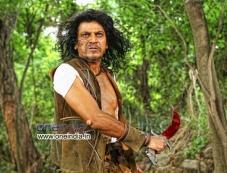 Shivrajkumar in Kannada Film Bajarangi Photos