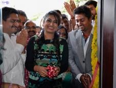 Shwetha Srivatsav at grand opening of PicsL Studio Photos