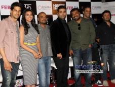 Sidharth Malhotra, Parineeti Chopra, Vinil Mathew, Karan Johar, Anurag Kashyap, Vikramaditya, Vikas Photos