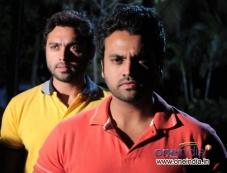Thilak in Kannada Movie Adhiparasakthi Photos