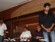 Vijay Jilla Audio Release Function Photos