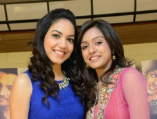 Vithika Sheru and Ritu Varma at Prema Ishq Kadhal Success Meet Photos