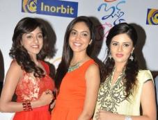 Vithika Sheru, Ritu Varma, Sree Mukhi Photos