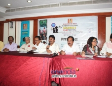 9th Indian International Children's Film Festival Press Meet Photos