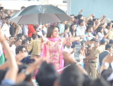 Aarti Chhabria at Republic Day Parade Photos