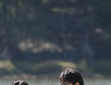 Actress Keerthi, Actor Sartaj  Pictures Photos