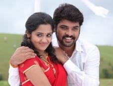 Ananya and Vimal still from film Pulivaal Photos