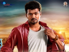 Ilayathalapathy Vijay still from film Jilla Photos