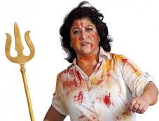Malashri in Kannada Movie Mahakali Photos