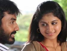 Maruthi and Mridula Bhaskar still from film Marumunai Photos