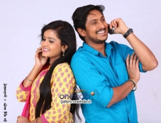 Mayoori and Ajay Rao in Kannada Movie Krishna Leela Photos