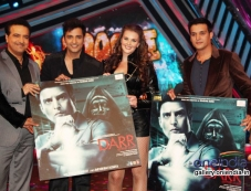 Music launch of film Darr @ The Mall on the sets of TV dance show Boogie Woogie Photos