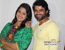 Navarangi Kannada Movie Press Meet Photos