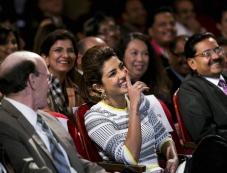 Priyanka Chopra at the IIFA Press conference 2014 Photos