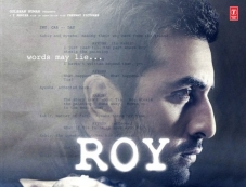 Roy First Look Photos