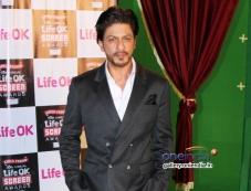 Shahrukh Khan at promo shoot of Screen Awards Photos