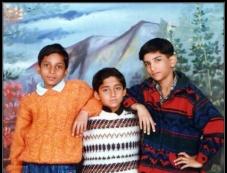 Sushant Singh Rajput childhood photo Photos