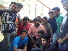 Vijay Sethupathi celebrated his birthday with fans Photos