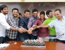 Yevadu Movie Success Meet Photos