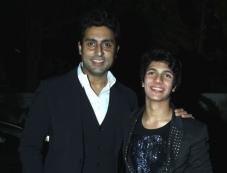 Abhishek Bachchan at Avitesh Shrivastava's 18th birthday bash Photos