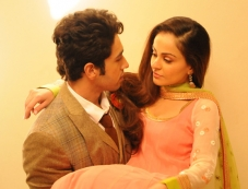 Adhyayan Suman and Ariana Ayam still from film Heartless Photos
