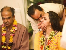 Ahana Deol wedding inside pics Photos