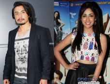 Ali Zafar and Yami Gautam promote Total Siyapaa at Filmistan Studio Photos