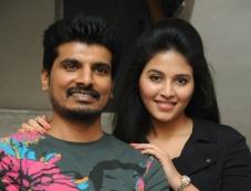 Anjali and Dileepan still from Pranam Kosam Movie Photos