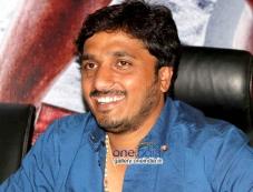 AP Arjun at Airavata Movie Press Meet Photos