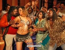 Ayesha in Kannada Film Nakara Photos