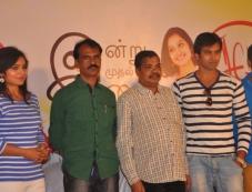 Celebs at Snehavin Kadhalargal film press meet Photos