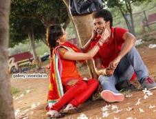 Deepa Sannidhi and Vivek Narasimhan in Kannada Movie Endendu Ninagaagi Photos
