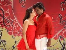 Duniya Vijay and Parul Yadav in Kannada Movie Shivajinagara Photos