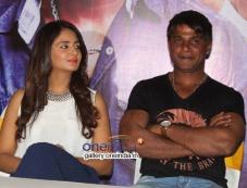 Duniya Vijay, Parul Yadav at Shivajinagara Movie Press Meet Photos