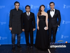 Highway premiere at 64th Berlinale International Film Festival Photos