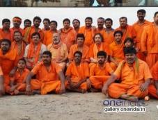 Kannada Actors Sabarimala Yatra Photos