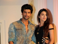 Kushal and Gauhar at Fear Factor Khatron Ke Khiladi 5 press conference Photos