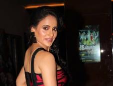 Mahi Khanduri at premier of the film Dee Saturday Night Photos