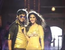 Nani and Vaani Kapoor still from film Aaha Kalyanam Photos