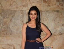 Parineeti Chopra at the Hasee Toh Phasee film special screening Photos