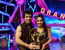 Rithvik Asha win Nach Baliye 6 Photos
