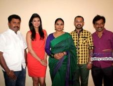 Shruti, Sayali Bhagat at Home Stay Film Press Meet Photos