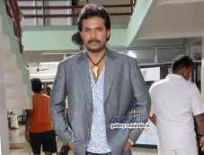 Siddhanth in Kannada Movie Chatrapathi Photos