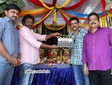 Venkatesh's Radha Movie Launch Photos