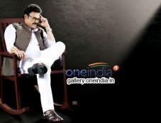 Victory Venkatesh still from Radha Movie Photos
