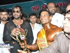 Vishnu Manchu with Mr. Bhagya Nagar 2014 Photos