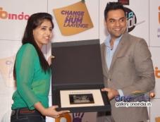 Abhay Deol promotes UTV Bindass tv shows Photos